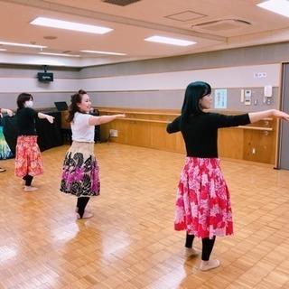 🌴江南ピピア初心者クラス🌴熊谷市フラダンス