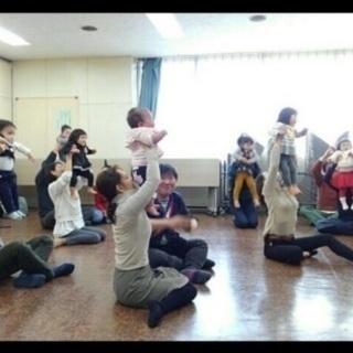 【親子リトミック】土曜クラス☆にじいろリトミック 荻窪教室