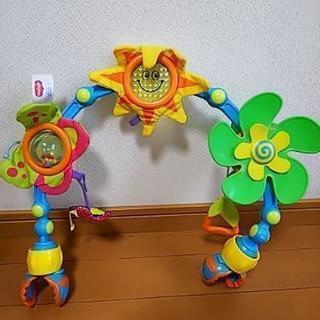 【お取引中】ベビーカー用のおもちゃ