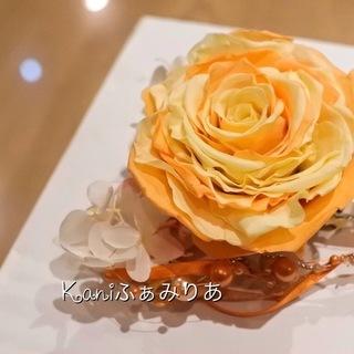 ♥親子さん歓迎レッスン♥ 卒入園♥お花のコサージュ♥