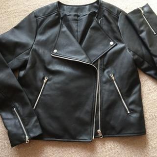 女性用ライダースジャケット