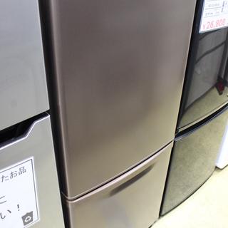 J006)【美品】パナソニック Panasonic 2ドア 冷凍...