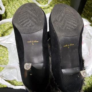 ショートブーツ - 靴/バッグ