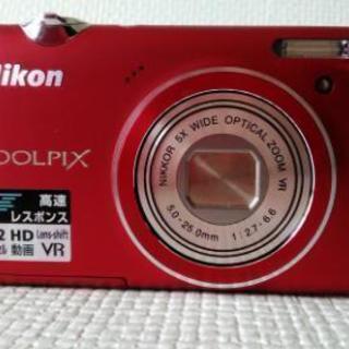 値下げ! Nikon デジタルカメラ COOLPIX S5100