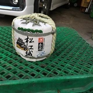 松江城 酒 300ml 未開封