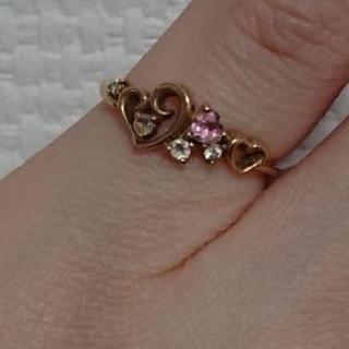 【SALE!】サマンサティアラ 指輪