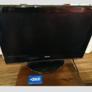 テレビ Visole 22型 液晶テレビ ジャンク
