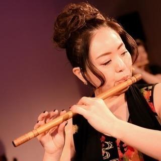 和太鼓&篠笛を楽しみましょう
