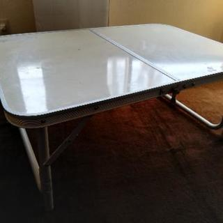 LOGOS アウトドア折りたたみテーブル