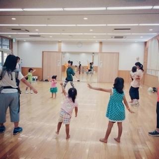親子ダンス~お子さんと一緒に楽しめるダンスレッスン~
