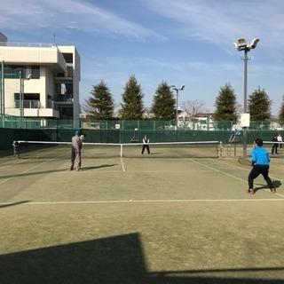 社会人テニスサークル メンバー募集❗️