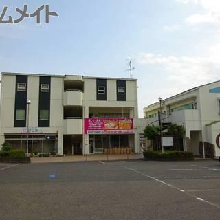 関市星ヶ丘 2F店舗、事務所。156号線沿いの好立地。賃料77,...