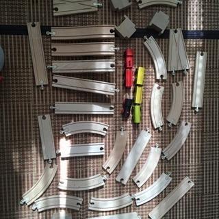 木製の列車おもちゃ(IKEAのLILLABO)