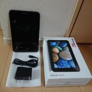 lenovo tablet Ideatab A2107A Andr...