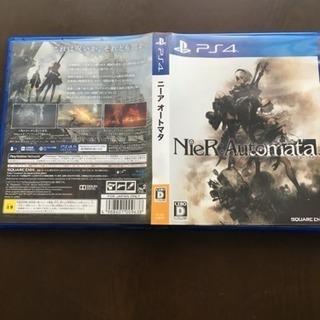 PS4 ニーアオートマタ