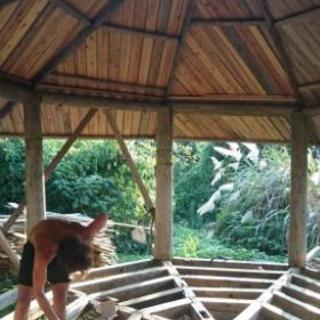 部屋のDIY,小屋作り等手伝います。