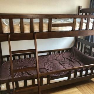 まだまだ使える!二段ベッド
