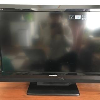 TOSHIBA REGZA TV 32型