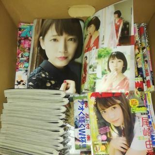 週刊ビッグコミックスピリッツ 昨年平成30年度発行