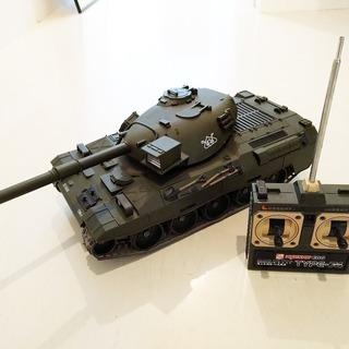 ラジコン戦車 (京商 バトルタンク 74式戦車)