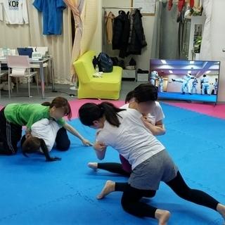 『まずはinstagramをご覧下さい!』 《設備大幅増設リニューアル!》 女性専用『格闘美エクササイズ K-style』 楽しく動いてキレイをGET! - 大阪市