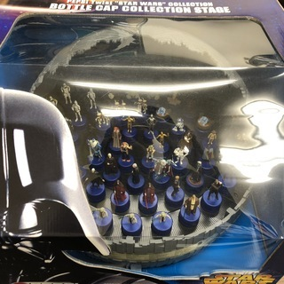 SW スターウォーズ ペプシボトルキャップ コレクションステージ