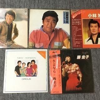 LPレコード★10枚まとめ売り!★懐メロ★カラオケベスト★演歌...