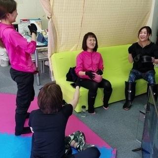 『まずはinstagramをご覧下さい!』 《設備大幅増設リニューアル!》 女性専用『格闘美エクササイズ K-style』 楽しく動いてキレイをGET! - 教室・スクール