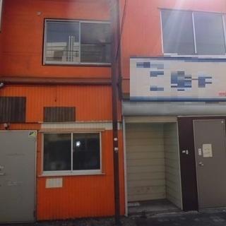 事務所兼倉庫...名鉄堀田駅より..徒歩5分の好立地物件