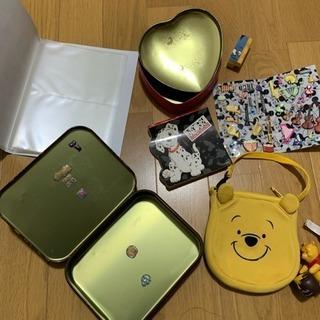 ディズニー 11点セット‼️ストラップ 缶ケース フォトアルバム...
