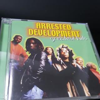 ARRESTED DEVELOPMENT  CD