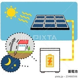 蓄電池・太陽光・給湯器等の販売営業