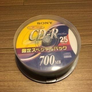 【音楽好きなあなたへ】CD-Rのメディア差し上げ