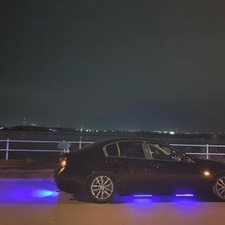 スカイラインv36カスタム車