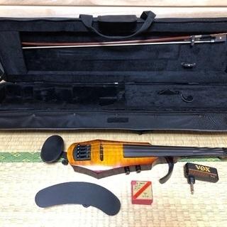 NS-WAV エレキバイオリン
