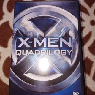 X-MEN DVD 4枚組 中古