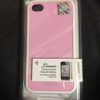 新品 iPhone4/4sハードケース pk 01