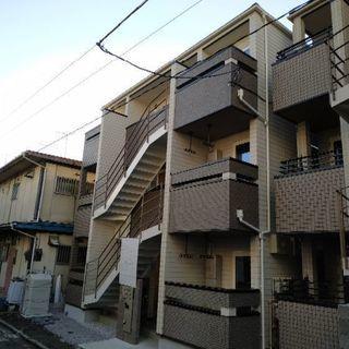 町屋【短期】月5万【新築】アパート(東京)