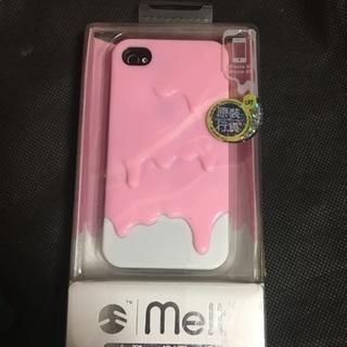 新品iPhone4/4sハードケース ピンク 08