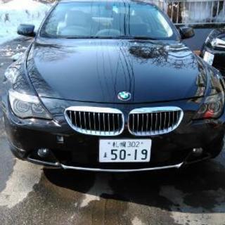 BMW645ci 車の入れ替えの為 セカンドカーにどうぞ。…