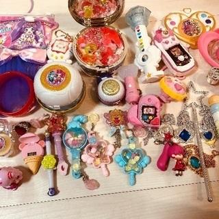 お取引き中☆女の子のおもちゃ色々