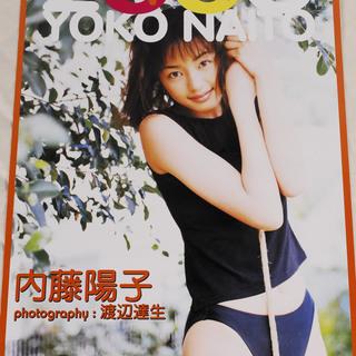 8446 内藤陽子 2000年 カレンダー B2サイズ アントレ
