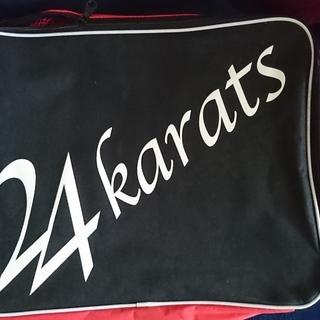 【値下げしました】24Karats ビニールバッグ