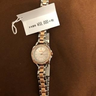 【新品未使用】COACH 腕時計の画像