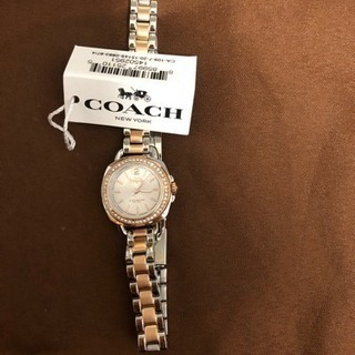 【新品未使用】COACH 腕時計 − 東京都