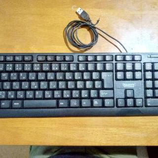 3R 有線キーボード  USB ブラック スリーアール