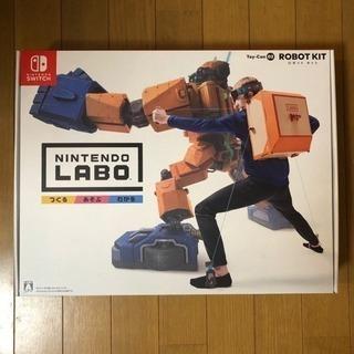 【新品未使用】 Nintendo Labo (ニンテンドー ラボ...