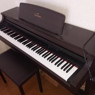 【中古電子ピアノ】YAMAHA Clavinova