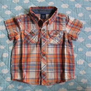 子供服 サイズ80 GAP シャツ