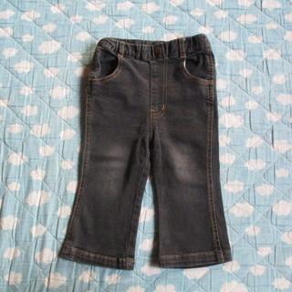 子供服 サイズ80 パンツ 黒系
